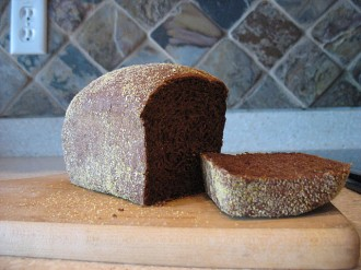 """Outback"" Black Bread copycat recipe"